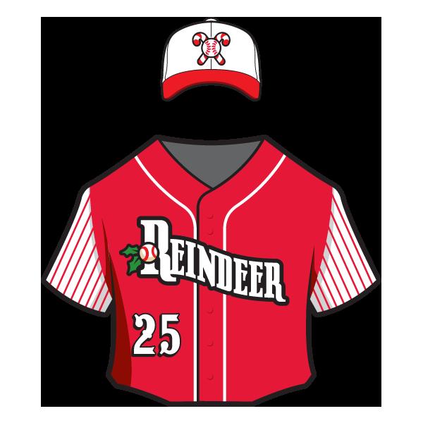 Reindeer Alternate Uniform