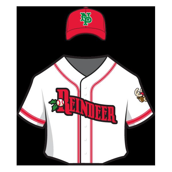 Reindeer Home Uniform
