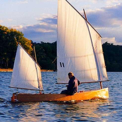 Sailing Canoes
