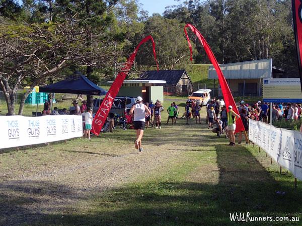 Brisbane Trail Running Series - Round 1