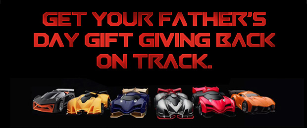 Get Your Father's Day Gift Giving Back on Track
