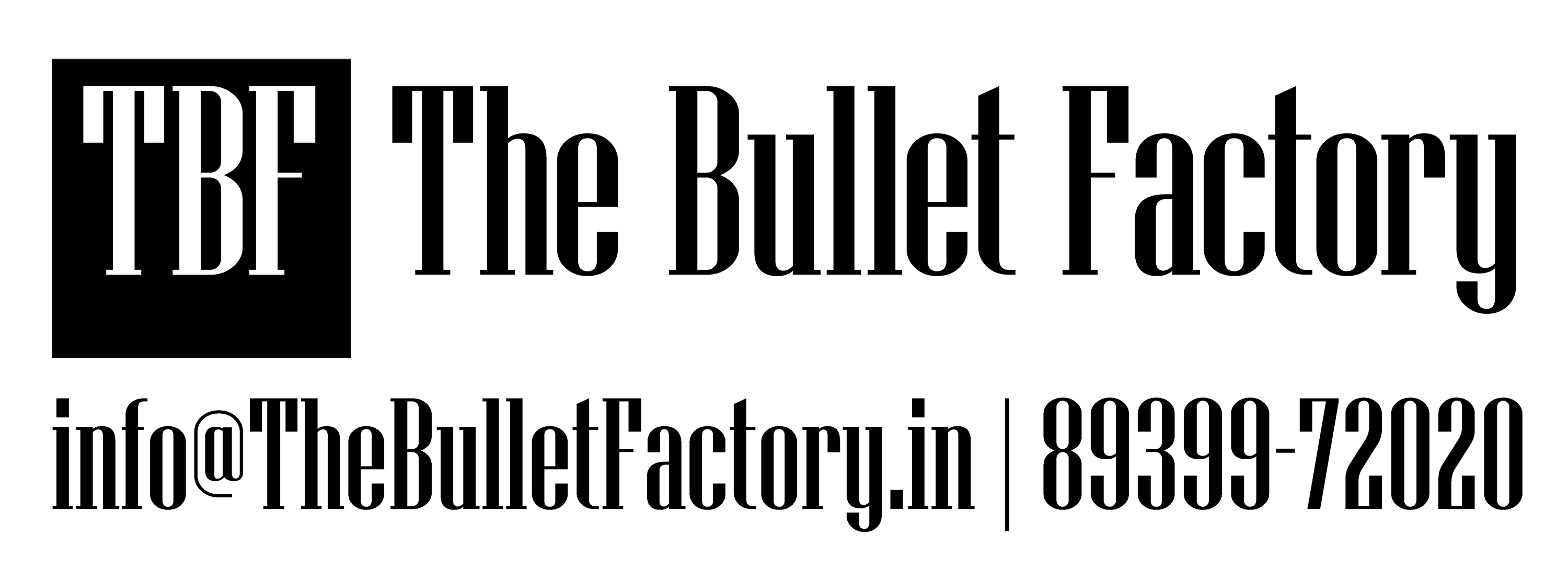 The Bullet Factory