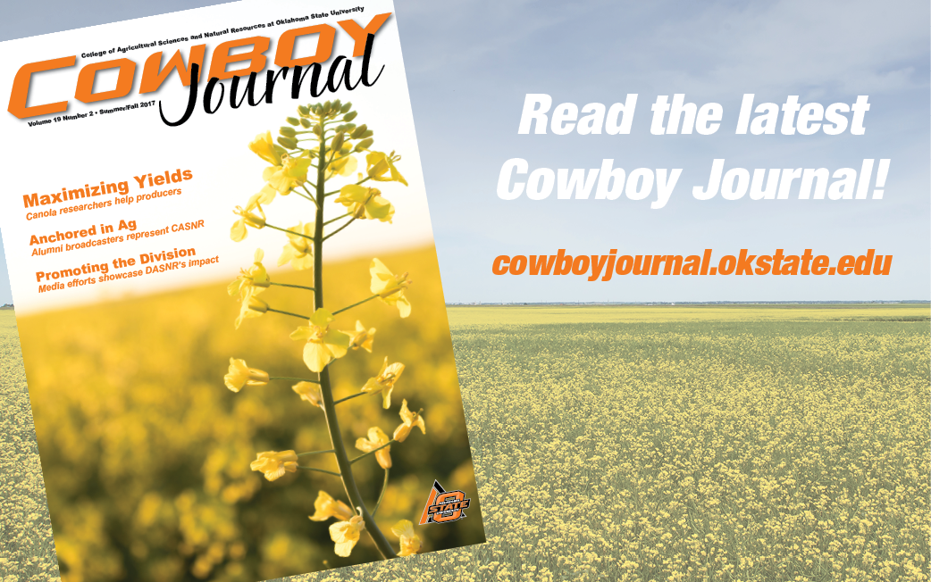 Read the latest Cowboy Journal