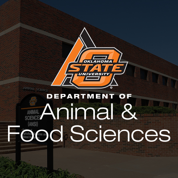 Department of Animal and Food Sciences