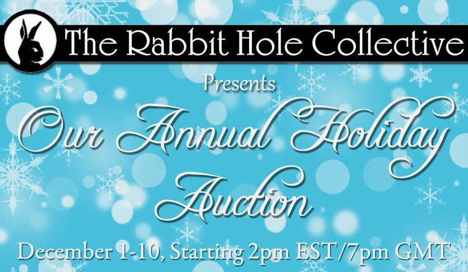 The Rabbit Hole Artist Collective Holiday Auction