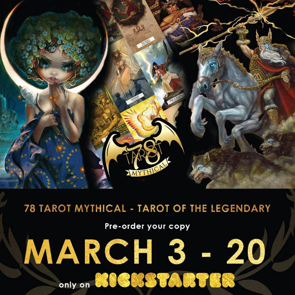78 Tarot Mythical Kickstarter