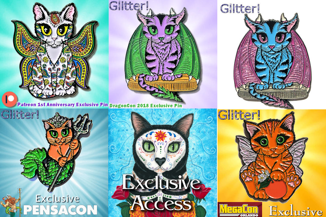 Tigerpixie Patreons Exclusive Access
