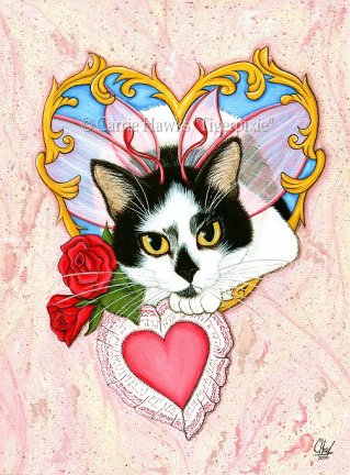 My Feline Valentine