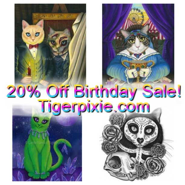 20% Off Sale Tigerpixie.com