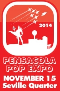 Pensacola Pop Expo November 15 Seville Quarter
