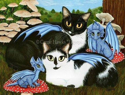 Nami & Rookia's Dragons