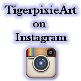 TigerpixieArt on Instagram