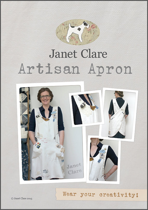 Janet Clare's Artisan Apron