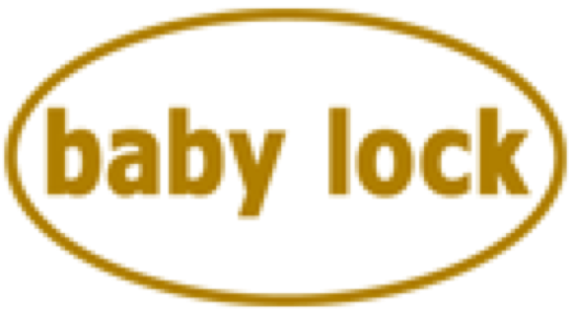 Babylock overlocker logo - Jane White Couture Tuition