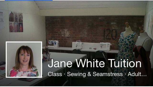 Jane White Couture Tuition Facebook Page