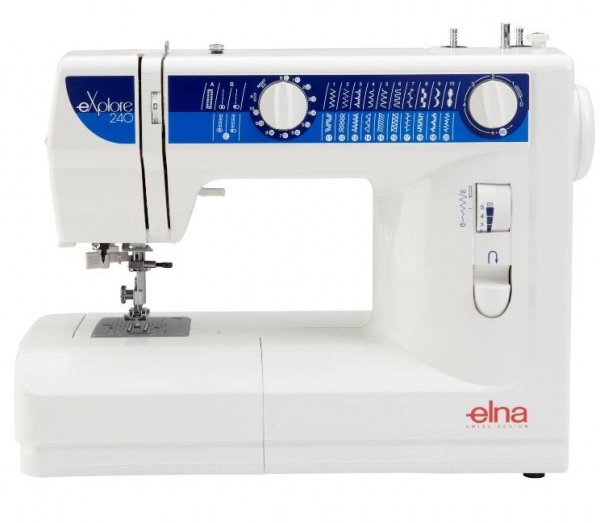 Elna sewing machine - Jane White Tuition