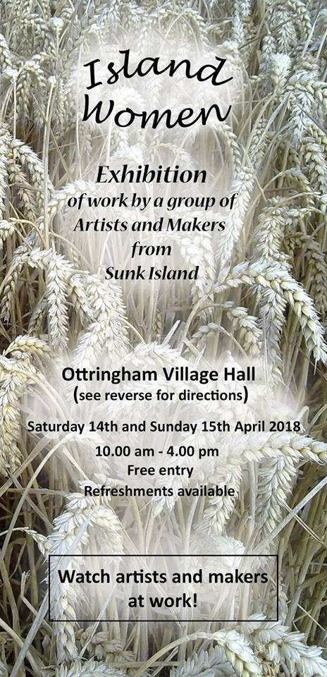 Island Women - An exhibition of artists work from Sunk Island