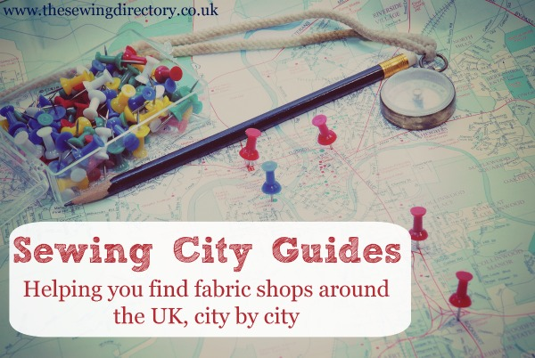 The Sewing Directory Sewing City Guides