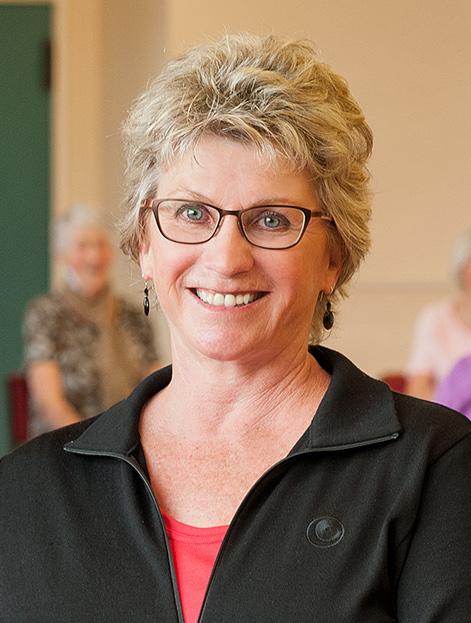Dr Dianne McCarthy