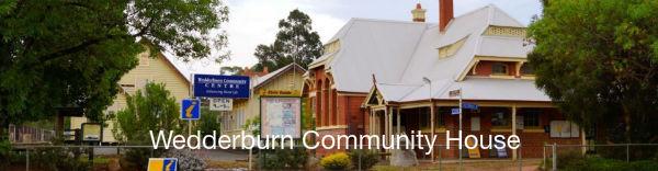 Wedderburn Community House