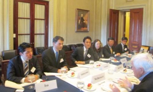 国会議員とNGOリーダーによる政策対話