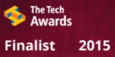SHE is a 2015 Tech Awards Finalist
