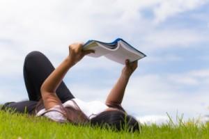 Spring Break Book Reader