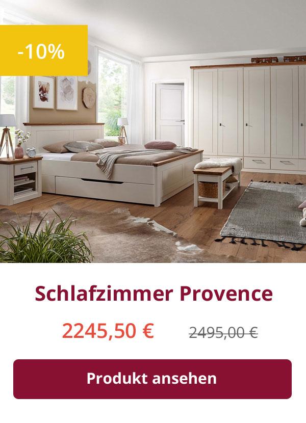 Schlafzimmer Provence 4-teilig