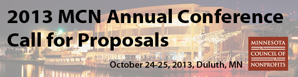 2013 MCN Annual Conference RFP