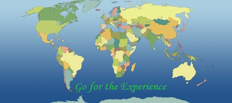 Go for the Experience