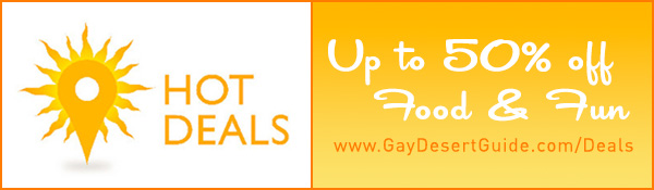 Hot Deals Gay Desert Guide