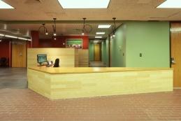 Heartland Health Center Reception Desk