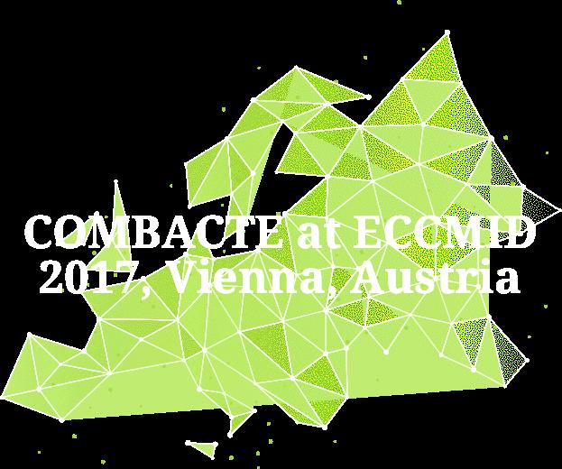 COMBACTE at ECCMID 2017, Vienna, Austria