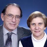 Lonnie Thompson and Ellen Mosley-Thompson