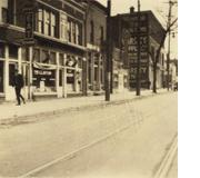 Columbus Street, 1922