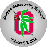 Arts and Sciences Reunion-Homecoming Weekend Logo