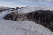 Pacific glacier