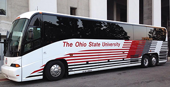 Bus photo taken by Kimberly Todd Sayers
