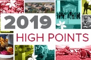2019 high points