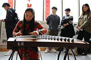 Traditional Chinese guzheng