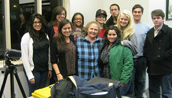 Center for Folklore Studies Leads Appalachian Project