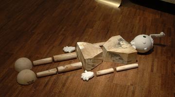 Carmen Buckley Untitled Noddy Figure 2009