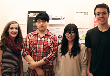 Morgan Perry, Yutong Wu, Yunqi Yuan, and Justin Bechstein