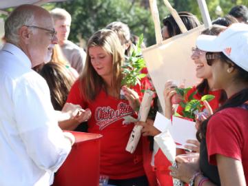 The Ohio State University Student Involvement Fair - 2012