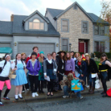 Trick or Treating for Mid-Ohio Foodbank