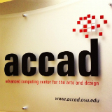 ACCAD sign