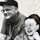 Anne and Woody Hayes