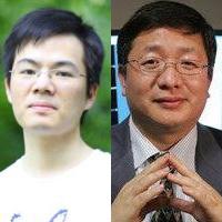 Zhicheng Lin and Zhong-Lin Lu