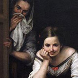 Murillo Two Women