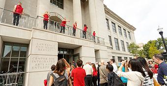 Sullivant Hall Grand Opening